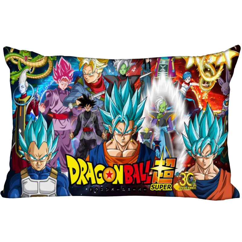 Responsible New Home Textile Two Sided Square Throw Pillow Cover Cases Anime Dragon Ball Z Dakimakura Cushion Covers Home Textile Table & Sofa Linens