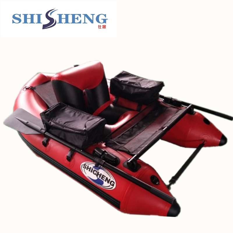 US $229 0 |Manufacturing inflatable boat /fishing boat with high quality  hot selling belly boat-in Rowing Boats from Sports & Entertainment on