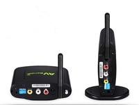 REDAMIGO 2.4GH 150 м беспроводной AV Передатчик и приемник ТВ вещания Аудио Видео Отправитель сигнала 3 RCA RTE330