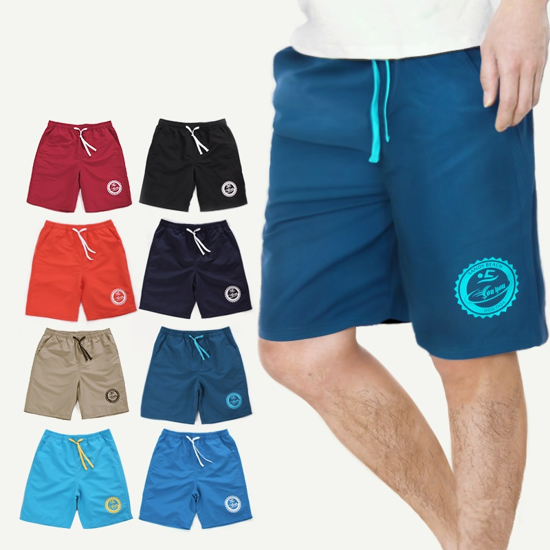 Men Swim   Shorts   Swimming   Shorts   For Men Waterproof SPA Swimsuit Quick Dry Beach Pants   Board     Shorts   Surf Pants Swimwear