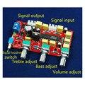 LM1036 HIFI Лихорадка Бас Высоких Частот Регулятором громкости предусилитель Тон Доска DIY KIYS