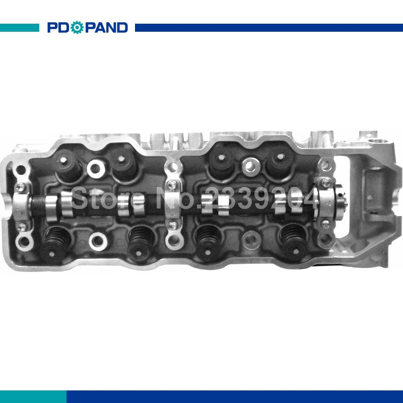 US $206 55 15% OFF|Engine parts 22R 22RE 22REC 22R TE cylinder head  Assembly FOR Toyota 4RUNNER CELICA CORONA DYNA HILUX Pickup 11101 35060-in