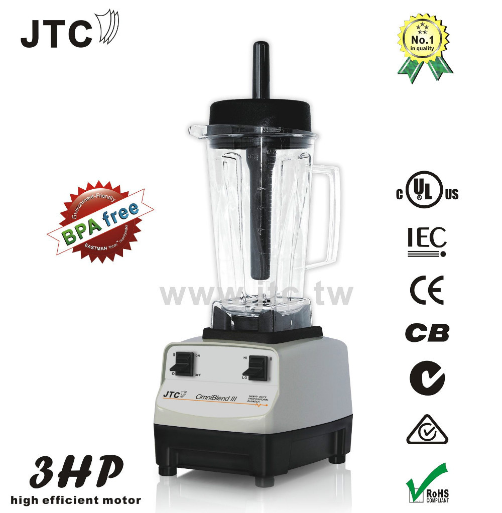 Blender With BPA Free Jar TM 788T Grey FREE SHIPPING 100 GUARANTEED NO 1 QUALITY IN