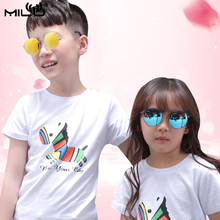MILU Luxury Brand Designer Parent-Child Styles Kids Sunglasses Outdoor Sport Fishing UV400 Protect Eyewear Accessories ML5026S