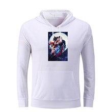 2e74ed23a48fe Superman y Mujer Maravilla impresionante poder par HOODIE mujeres hombres  hip hop Chaquetas sudadera pullover para