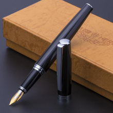 цена на Free Shipping Business Gift Hero 382 Brand Fountain Pen Office Executive Luxury Box Packing Lovely Pen