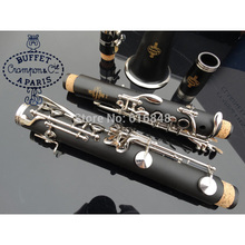 Buffet Crampon Cie A 1986 B12 Clarinet Bb Tune B Flat Professional Instrument High Quality Clarinet