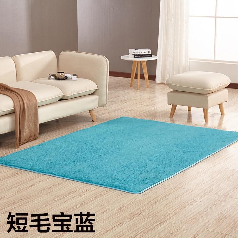 60 160cm Bedroom Carpet Square Rugs Soft Exercise Mats Living Room