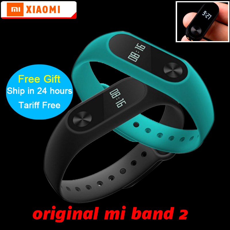 In Stock Original Xiaomi Mi Band Miband Band Wristband Bracelet with Smart
