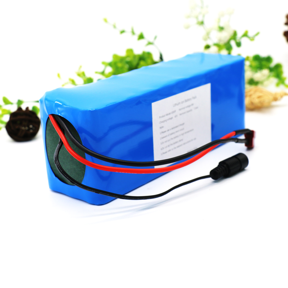KLUOSI 10S2P 36V9. 6Ah 36 V batterie pour Samsung INR21700-48G 42 V Li-ion batterie avec 20A Balance BMS pour vélo électrique