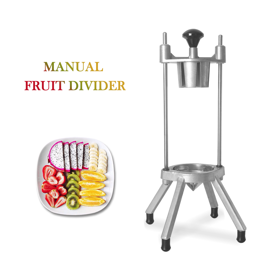 GZZT manuel fruits diviseur AM-14 fruits Cutter Machine facile à nettoyer rapide Durable 2kg fruits trancheuse ménage cuisine outils