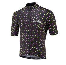 2019 Morvelo мужская летняя футболка с коротким рукавом для велоспорта Майо Ropa Ciclismo Pro Team MTB дорожный велосипед Цикл Топы Одежда