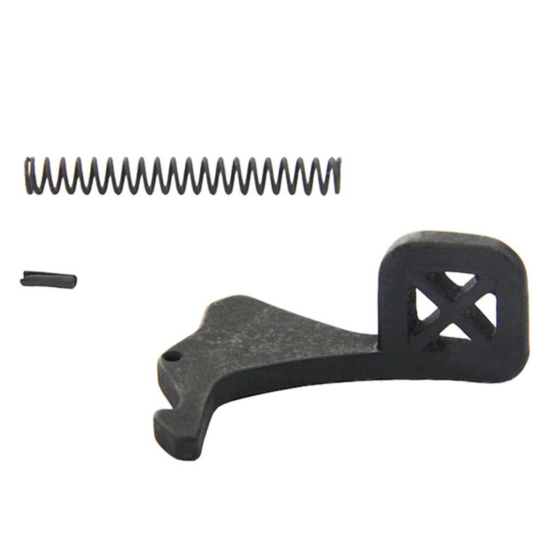 paintball AR 15 accessories .2235.56 All Steel Ambidextrous Over Sized Tactical Latch for Rifle Charging Handle for hunting (8)