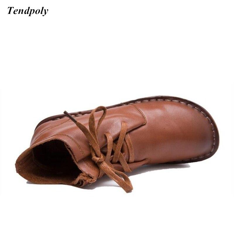 Automne hiver 2018 nouvelles dames en cuir chaussures femme taille (36-40) chaud chaud loisirs série basse culasse Femmes Femmes bottes