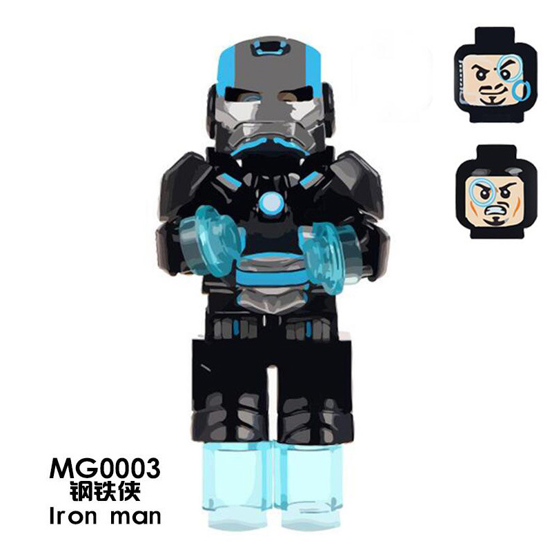 Hot Avengers 3 Infinity War Building Blocks Toys Figures Lgoing Marvel Thanos Iron Man Corvus Glaive Capation Cool Jm121