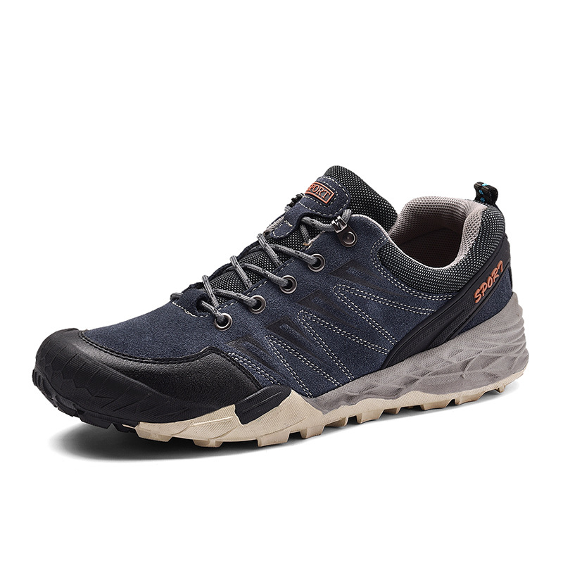 New Outdoor Shoes Men Slip Hiking Shoes Men Sports Sneakers Breathable Hunting Trekking Climbing Camping Sport Boots 39-46 Size camssoo new running shoes men soft footwear classic men sneakers sports shoes size eu 39 44 aa40375