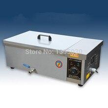 2PC YF-12 deep fryer pot,Commercial Household Stainless Steel Potato chips Deep Fry Machine,Chicken Frying Machine