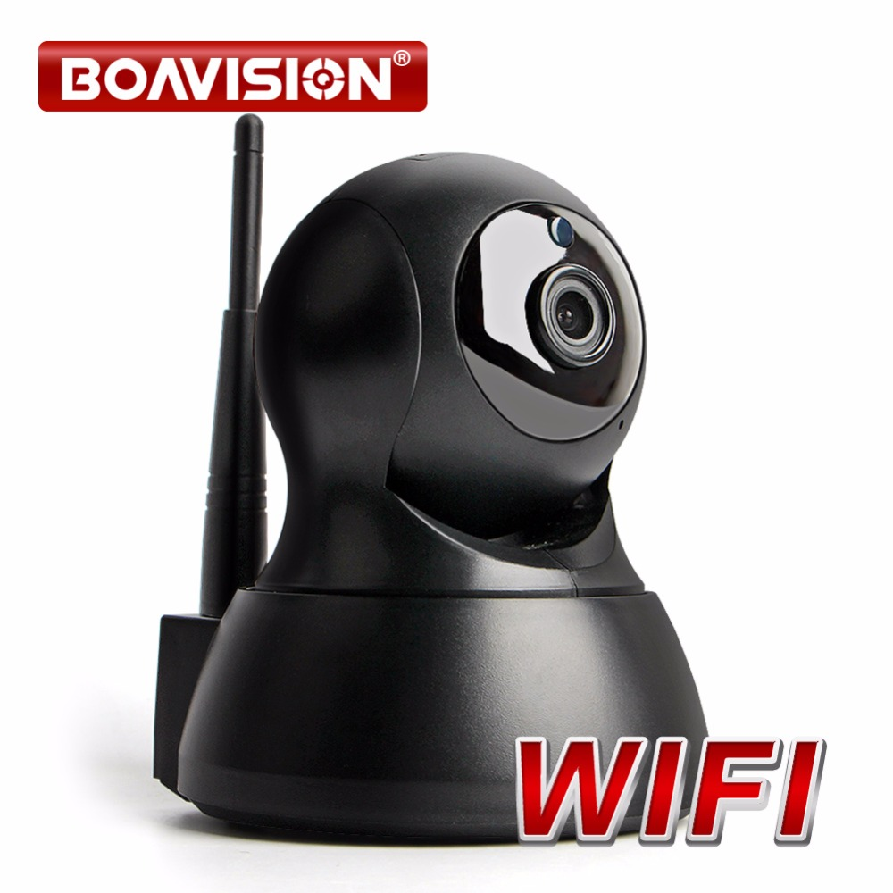 720P Wireless IP WIFI Camera Wireless Security PTZ IR Night Vision Audio Recording Surveillance Network Baby