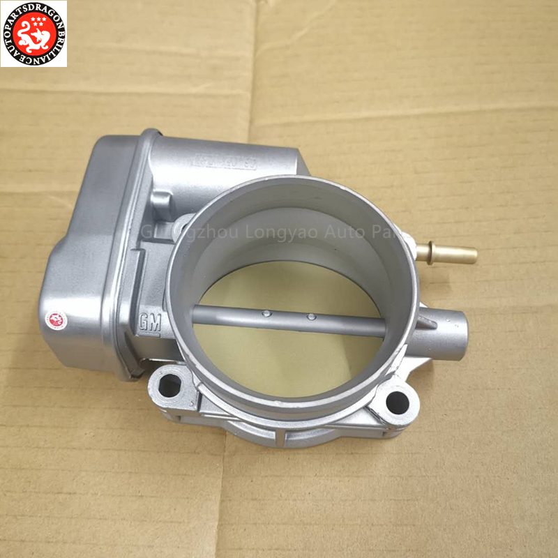 Throttle Body For Colorado Canyon TrailBlazer Envoy Hummer 12568580 217-2296