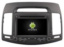 5.1.1 Quad-Core Android reproductor de DVD DEL COCHE de navegación PARA HYUNDAI ELANTRA (2007-2011 audio del coche estéreo Multimedia soporte GPS OBD TPMS