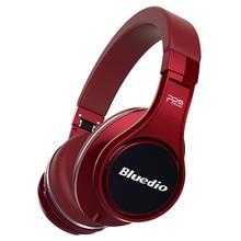 Bluedio U (OVNI) de Gama Alta auriculares Bluetooth Patentado 8 Conductores/3D de Sonido/aleación De Aluminio/HiFi inalámbrico En la Oreja los auriculares