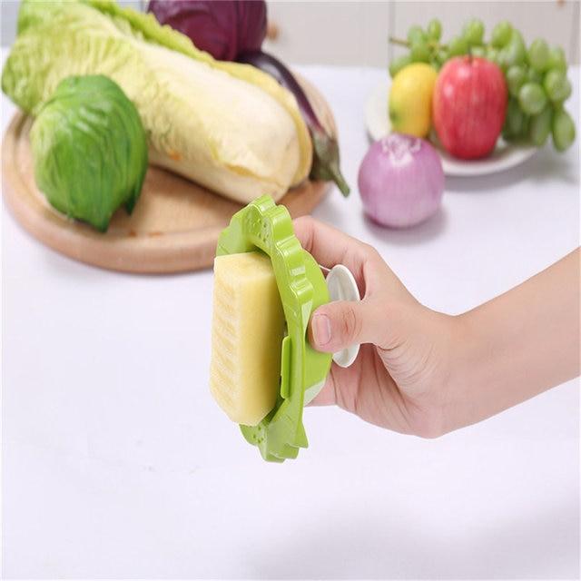 New Vegetable Slicer Guard PP Finger Hand Protector 1