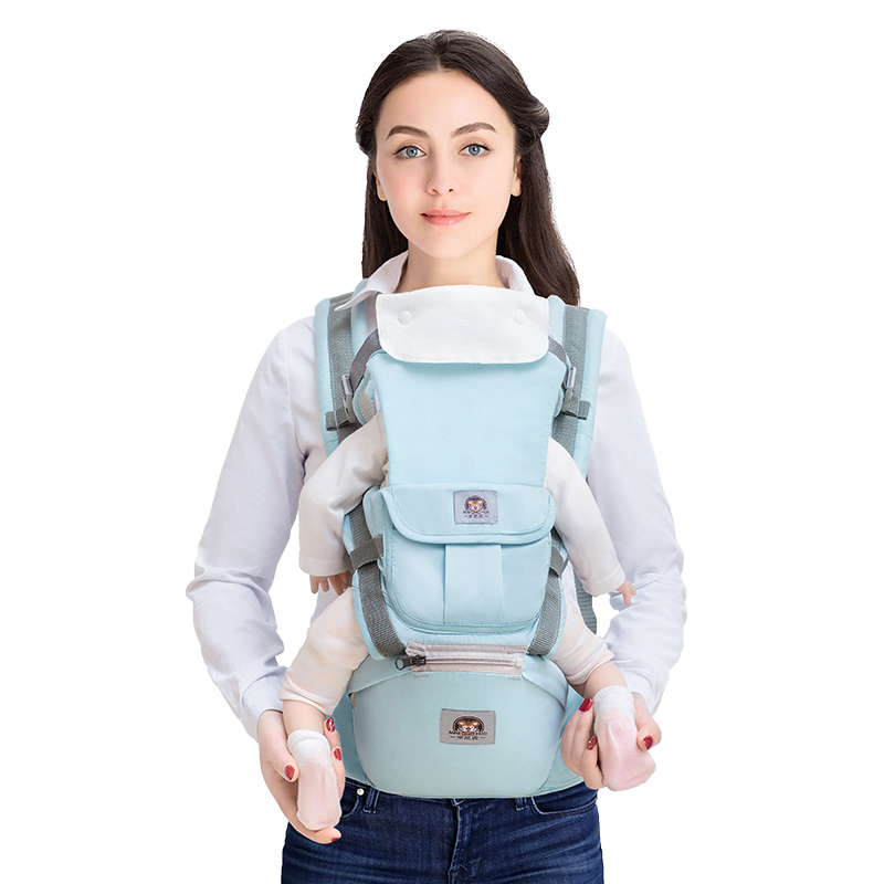 new hipseat prevent o-type legs 6 in 1 carry style load 20Kg Ergonomic baby carriers Exclusive save effort kid sling 0-36 Months