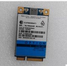 Carte WIFI sans fil, Module HSDPA GPS, pour Option GTM382 mo0402 Mini PCEIe pci-express 2G 3G WWAN WLAN