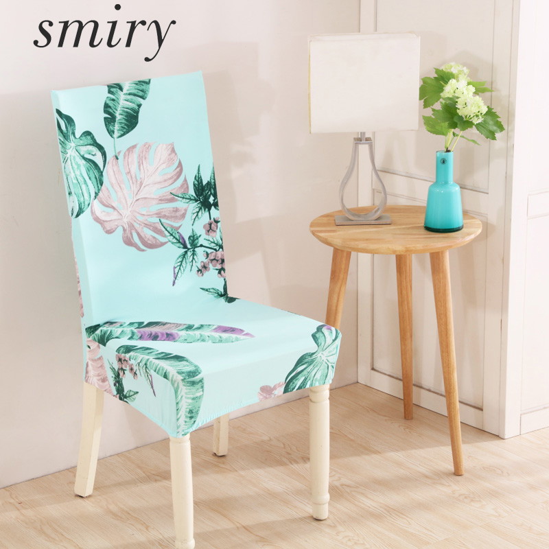 Phenomenal Us 4 29 20 Off Smiry Durable Office Chair Cover Spandex Polyester Stretch Floral Printing Joyous Color Christmas Chair Cover For Wedding Hotel In Inzonedesignstudio Interior Chair Design Inzonedesignstudiocom