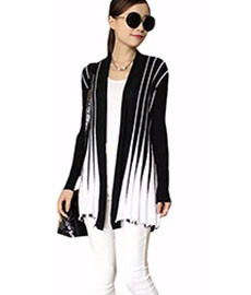 Large-size-women-s-Summer-knitted-cardigan-Sweater-shawl-Large-size-women-Striped-knit-Cardigan-sweaters