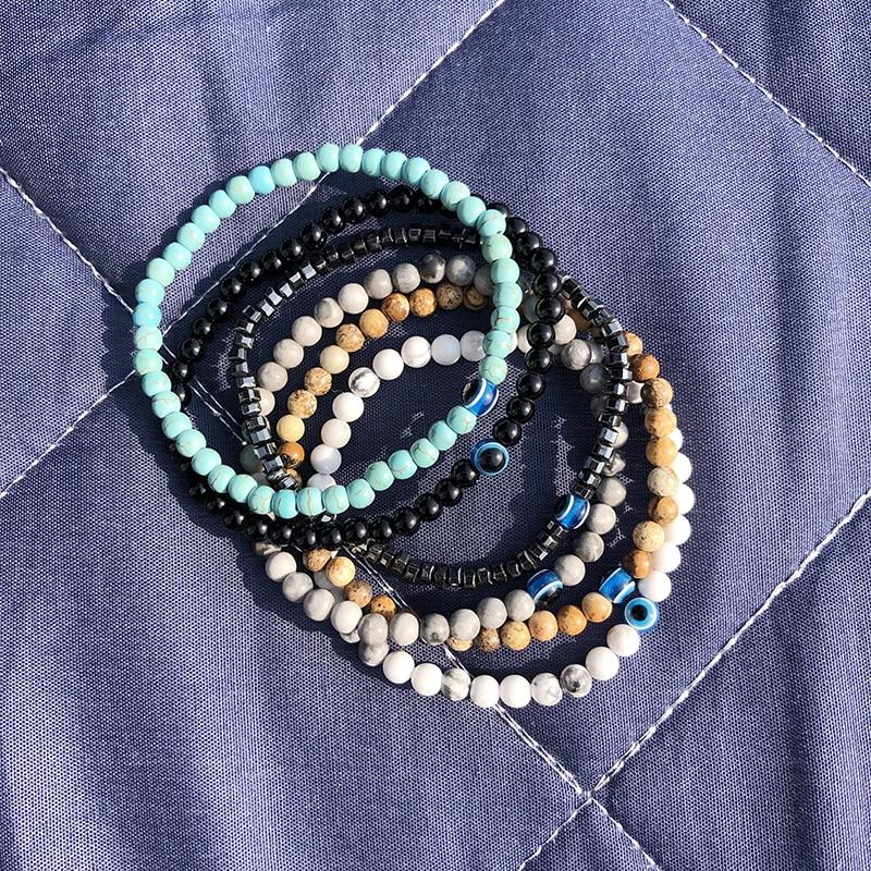 Evil eyes bracelet (4)