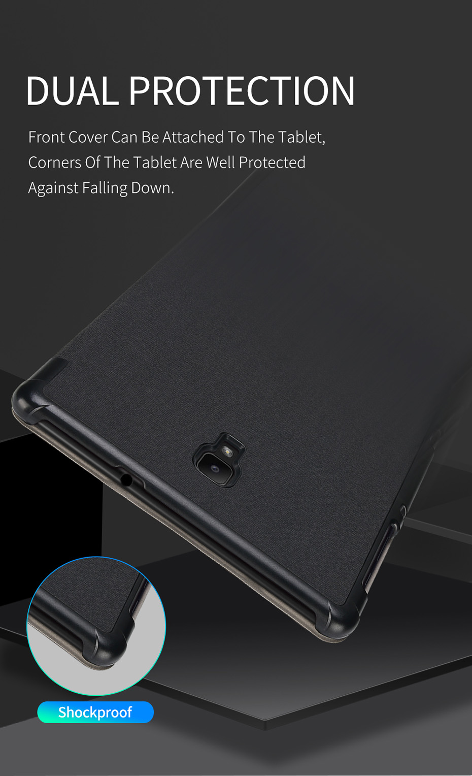 Samsung Tab A2 Case 7