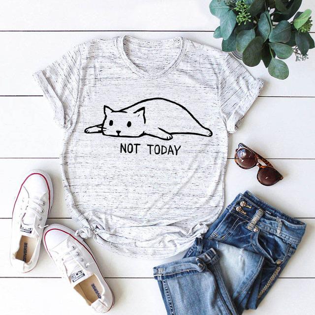 CUTE LOVELY CAT T-SHIRT (20 VARIAN)