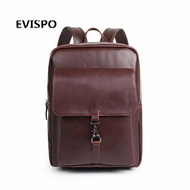 85f29f9b973 Women fashion backpack male travel backpack mochilas school mens leather  business bag large