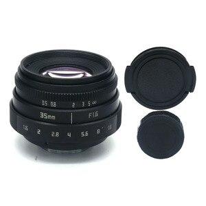 Image 2 - كاميرا فوجيان 35 مللي متر f1.6 C كاميرا CCTV عدسة II + C حلقة محول جبل + ماكرو ل فوجي فوجي فيلم X Pro1 (C FX)