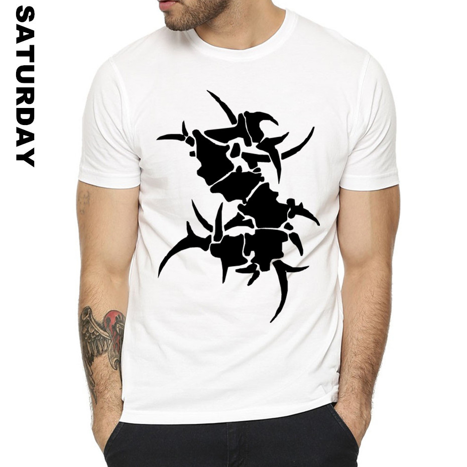 SEPULTURA Tribal Logo Metal Punk rock Design Funny T Shirt for Men and  Women Comfortable Breathable