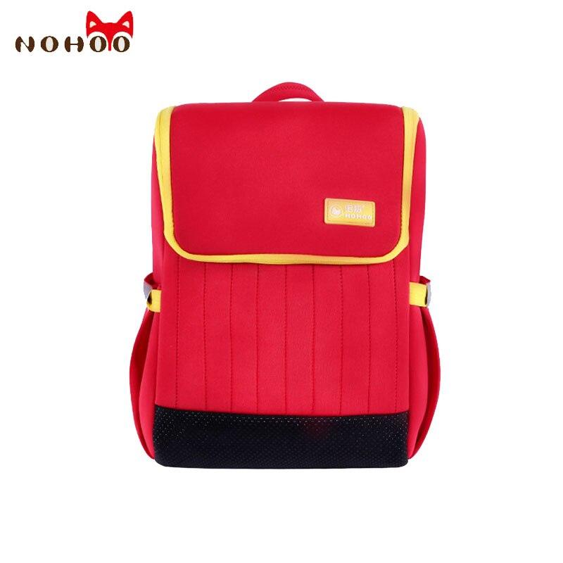 NOHOO sac à dos cartable enfants sacs d'école pour adolescents garçons filles grande capacité imperméable cartable enfants livre sac Mochila