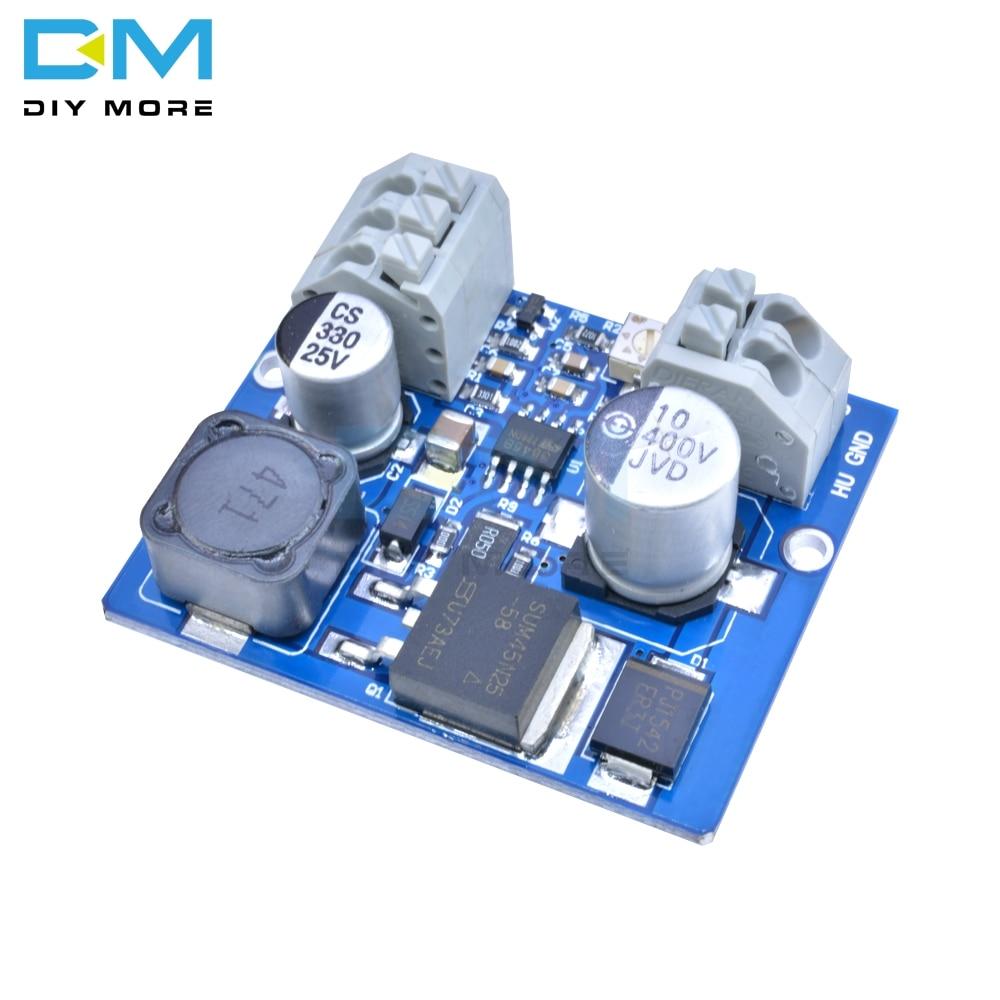 NCH6100HV High Voltage DC Step Up Converter Power Supply Module For Nixie Tube Glow Tube Magic Eye Board DC 12V 24V To 85-235V