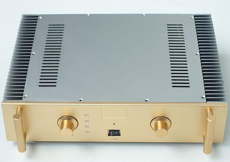 Power Amplifier Hi End : 2016 lastest douk audio hi end amplifier 2 0 channel stereo high power amp in amplifier from ~ Hamham.info Haus und Dekorationen