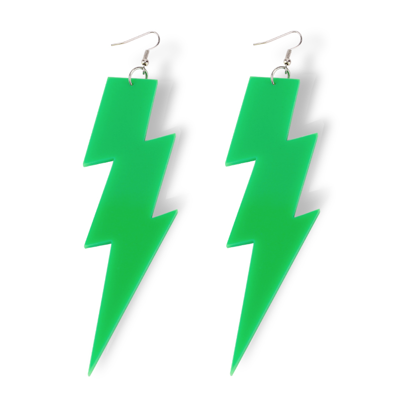 4-Color-New-Arrival-Hiphop-Rock-Lightning-Drop-Earrings-For-Women-Jewelry-Night-Club-Punk-Female (3)