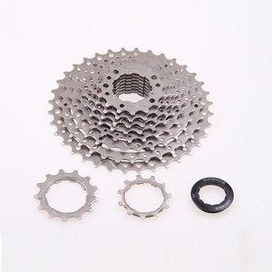 Image 4 - Sol 11 36 t 10 velocidade mtb mountain bike bicicleta cassete rodas dentadas do volante compatível com shimano m590 m610 m675 m780 x7