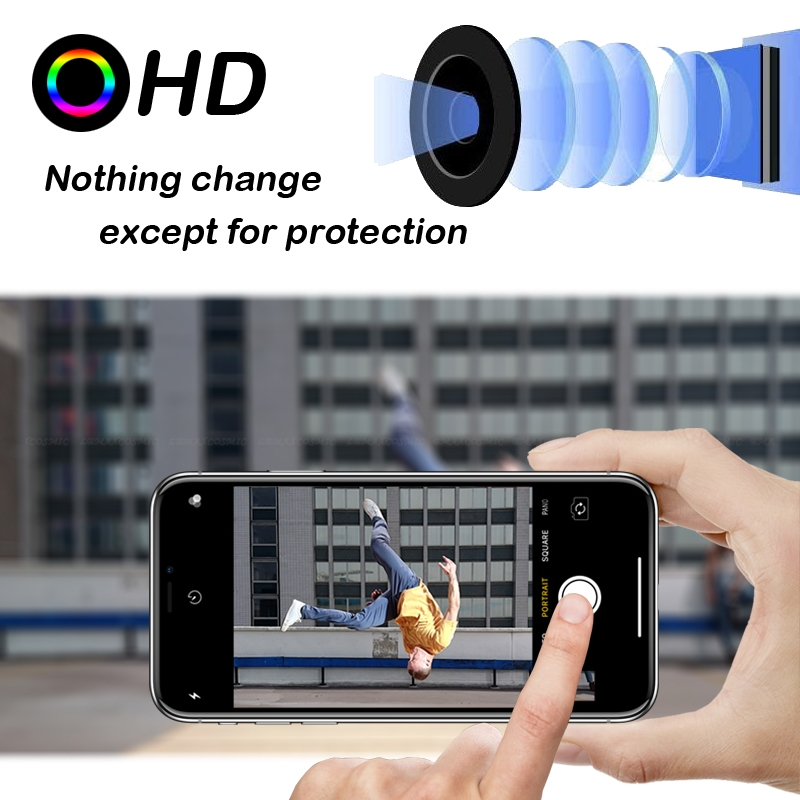 Back Camera Lens Tempered Glass For OPPO R17 Pro R15 Pro R1 R11S Plus Screen Protector For OPPO A79 77 7X A7 A5 Lens Glass Film in Phone Screen Protectors from Cellphones Telecommunications