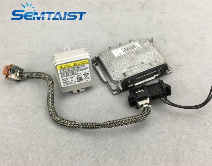 semtaist Promotion Genuine OEM 6G D1S D1R ballast OEM wire OEM D1S 4300k bulb used free