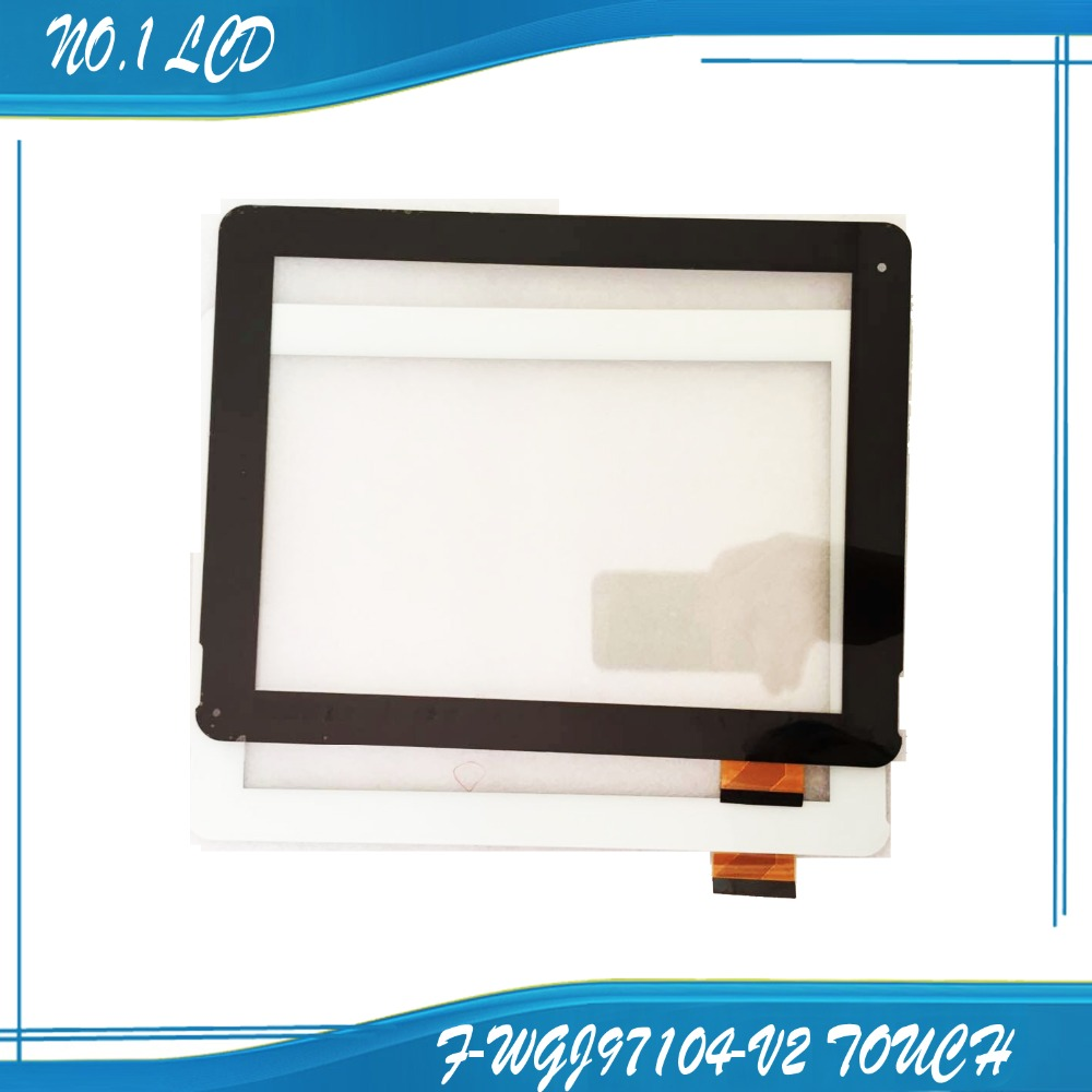 Factory In Stock Original 9.7 inch Touch Screen for PiPO P1 Capacitive Screen Digitizer Glass Free Shipping