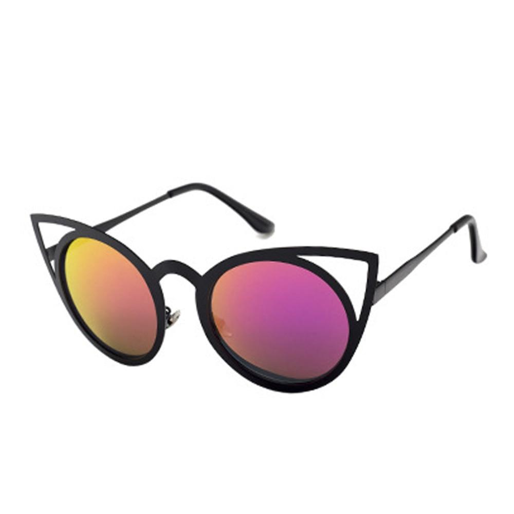 2017 Fashionable Women font b Cat b font font b Eye b font Sunglasses Stylish Design