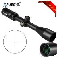 Marcool ALT 3 9x40 Optical Sights Airsoft Viewer Riflescopes Luneta Para Rifle Hunting Air Guns Scope Collimator