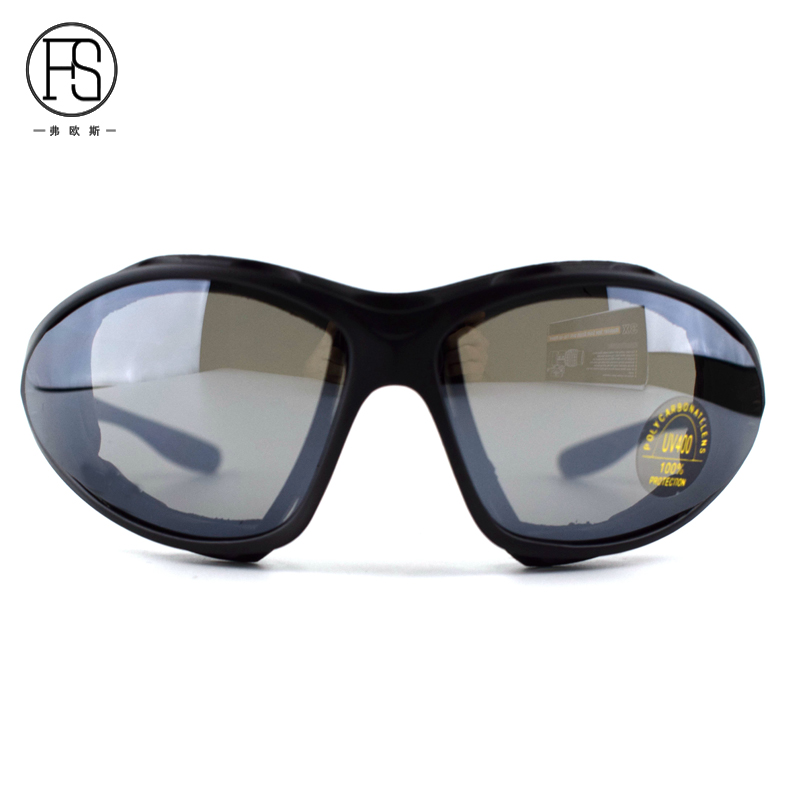 C4 Sport Glasses Tactical Shooting Sunglasses Hunting Eye Protection Goggles UV400 Outdoor Hiking Glasses 4 Lens Per Set