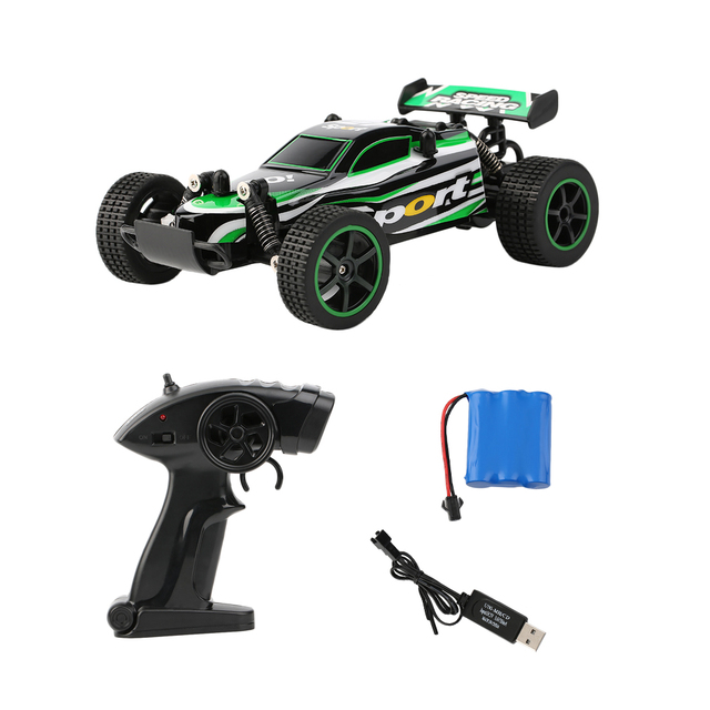 Newest RC Car Electric Kid Toys Remote Control Car 2.4G Shaft Drive Truck High Speed RC Car Drift Car Rc Racing include battery