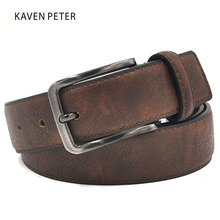 Accessories For Men Gents Leather Belt Trouser Waistband Stylish Casual Belts Men With Black Grey Dark Brown And Brown Color