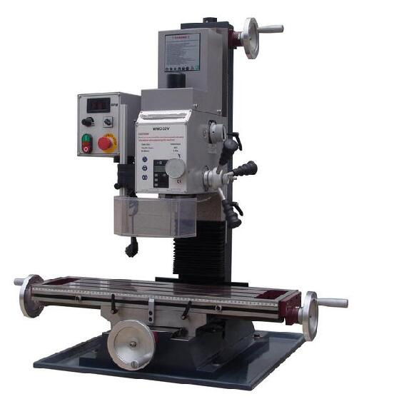 Mini Drilling And Milling Machine 30v Factory Direct Sale